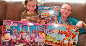 Mega Bloks – New for Fall 2013 –  Barbie, Skylanders and Hot Wheels Sets {Review}