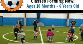 Future Captain Sports – 2014 Spring Session Child Development Classes