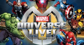 Marvel Universe LIVE! #Philadelphia {Discount Code & Giveaway} #AssemblePhilly