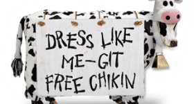 FREE Meal at Chick-Fil-A Friday, July 11, 2014 #CowAppreciationDay