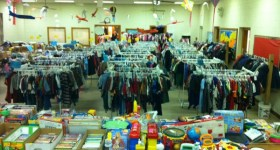 Spring Chicken Kids Consignment Fall/Winter Sale #Havertown Friday 8/15 and Saturday 8/16