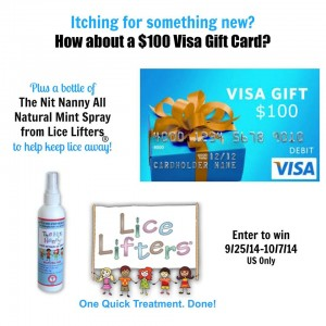 Lice Lifters Giveaway