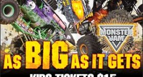 Monster Jam 2014 Coming to Wells Fargo Center #Philadelphia {Giveaway & Discount Code}