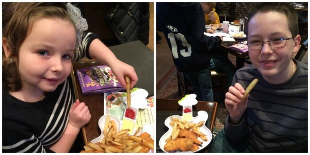 Hard Rock Kids Meals