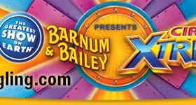 Ringling Bros and Barnum & Bailey present Circus Extreme at Wells Fargo Center Philadelphia {Giveaway}