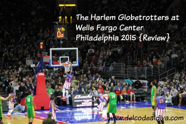 Globetrotters Wells Fargo Center