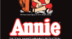 Annie Coming to the Kimmel Center #Philadelphia March 17th – 22nd and 50% Discount Code