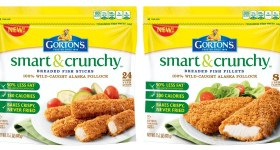 Gorton's Smart & Crunchy {Review & Giveaway} #SmartandCrunchy