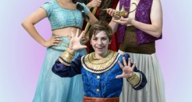 "Upper Darby Summer Stage presents ""Disney's Aladdin, Jr."" August 12th – 14th"
