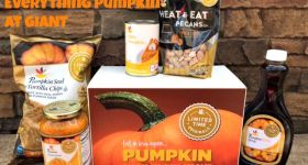 Celebrate Fall with Everything Pumpkin at GIANT {and a $25 Gift Card Giveaway}