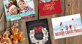 HOT 2015 Holiday Photo Card Deal!!