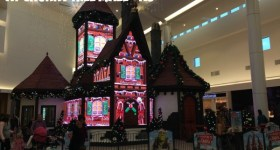 2015 Adventure to Santa Experience at Cherry Hill Mall – NJ