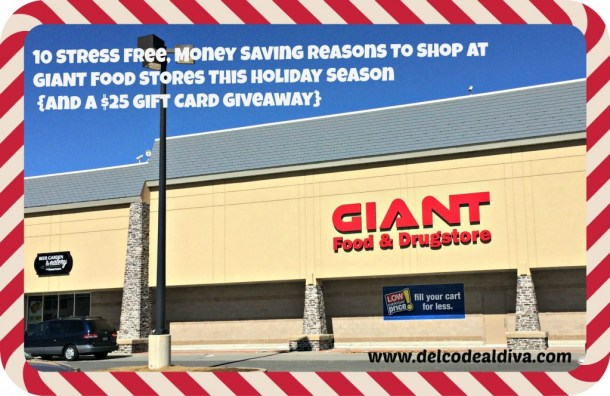 GIANT FOOD STORES Holiday