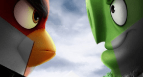 Angry Birds Movie in Theaters May 20th