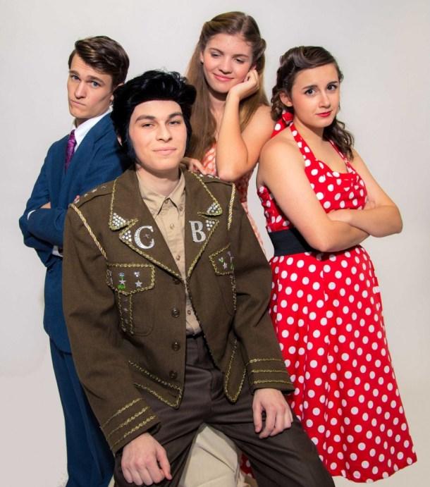 ByeByeBirdie cast