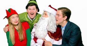 Upper Darby Summer Stage Presents Elf, The Musical Jr 7/20 – 7/22