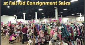 Shopping for Tweens and Teens at Fall Kid Consignment Sales