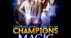 DISCOUNT TICKET CODE for Champions of Magic in Philadelphia 6/20 – 6/24 {& a TICKET GIVEAWAY}
