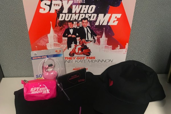"""Greater Philadelphia Area: Enter to Win Passes and a Prize Pack for a """"BFF Night Out"""" at the Movies to See The Spy Who Dumped Me (10 Winners)"""