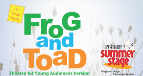 "Upper Darby Summer Stage presents ""A Year with Frog and Toad"" August 1st – 3rd {& a Ticket Giveaway}"