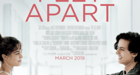 FREE Five Feet Apart Screening Passes for Monday March 11th at AMC Plymouth Meeting #FiveFeetApart