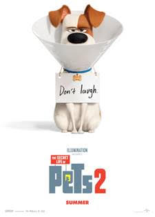 Enter to Win Passes to a Philadelphia Area Screening of The Secret Life of Pets 2 at UA KOP on 6/4/19