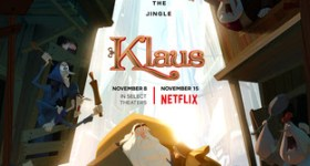 Opportunity to Attend Netflix's Klaus Screening and Pre-Screening Reception in Philadelphia #KlausNetflix