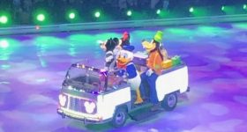 This Year's 2019 Disney on Ice is a Road Trip Adventure You Won't Want To Miss! Dec 27 – Jan 5 at Wells Fargo Center Philadelphia