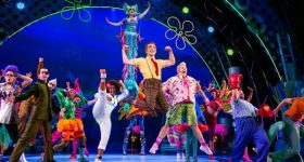 Enter The Forrest Theatre Lottery for Your Chance to Score $25 Tickets to The SpongeBob Musical in Philadelphia