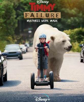 FREE Screening Passes to See TIMMY FAILURE: MISTAKES WERE MADE at United Artists Riverview in Philadelphia on Monday 2/10/20