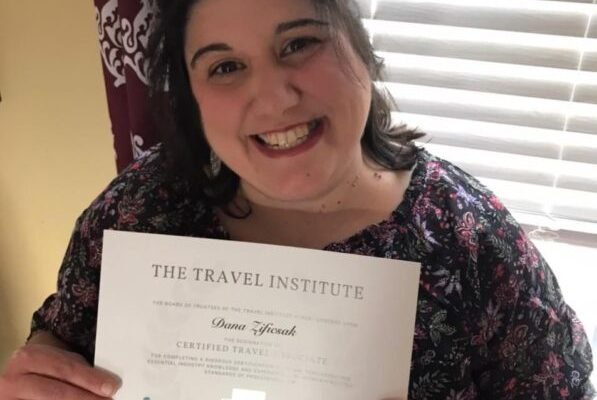 Your Local Travel Professional Earns Certification From The Travel Institute