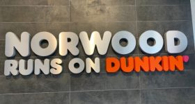 Norwood PA Dunkin' Celebrates its Remodel with 99¢ Medium Hot or Iced Coffee 10/5 – 10/12