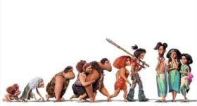 THE CROODS: A NEW AGE Opening in Theaters November 25th {& a Giveaway}