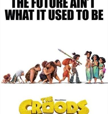 THECROODS: A NEW AGE Opening in Theaters November 25th {& a Giveaway}