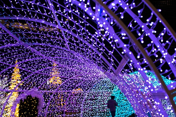 Winter On Broad Street: A Holiday Light Spectacular!Coming to Wells Fargo Center Philadelphia November 27th – January 3rd {& a Giveaway}