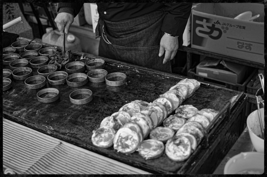 Black and White Food Photography by Del Cook