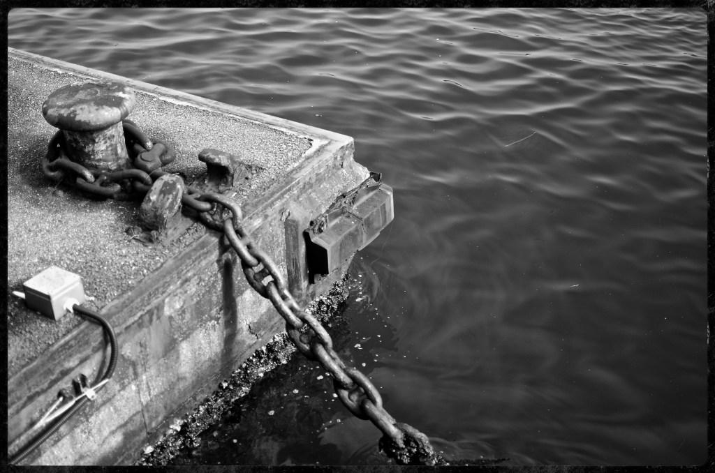 Ferry Anchor on Miyajima - Nikon D7000 Nikkor AF-S 35mm 1.8G   Del Cook Photography
