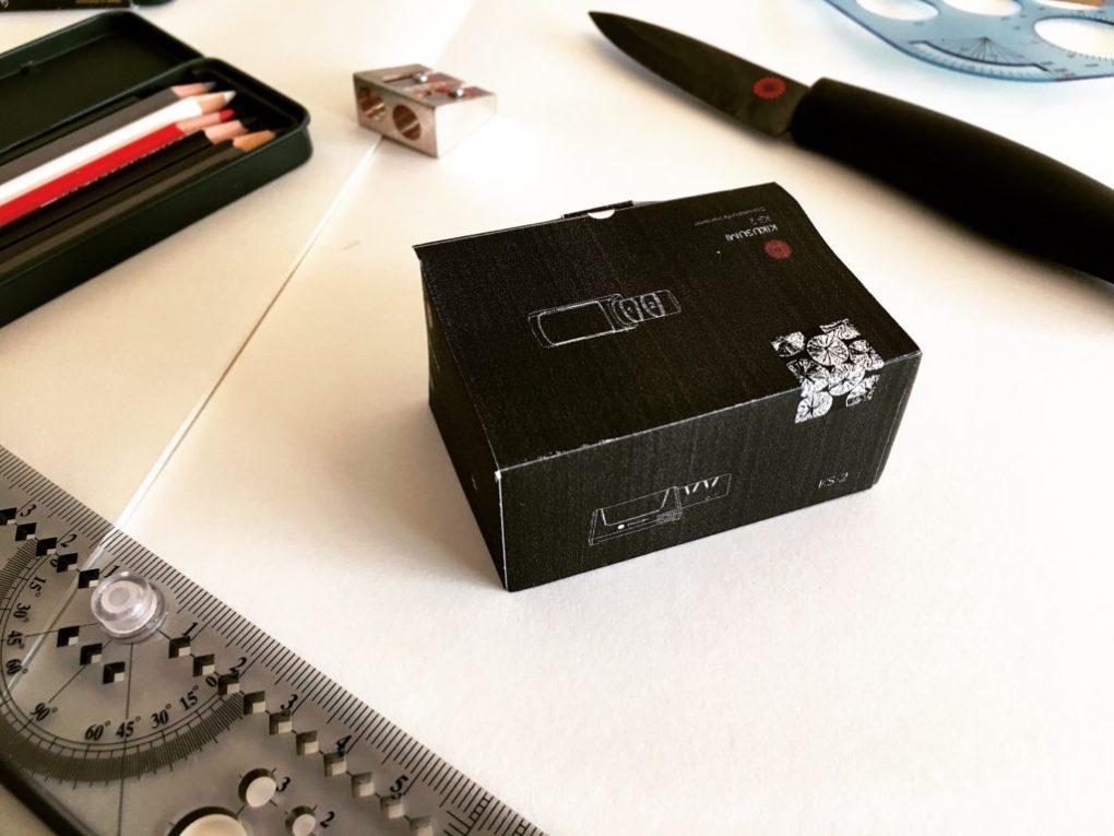 Kikusumi KS-2 electric diamond knife sharpener packaging box