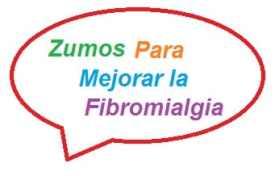 zumos para la fibromialgia