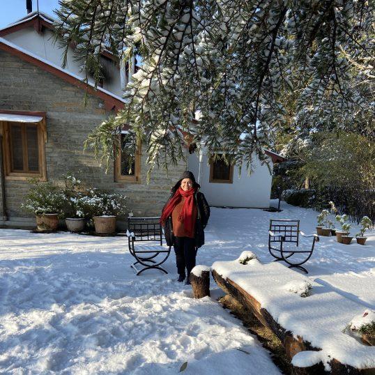Vernika Awal at Mary Budden Estate