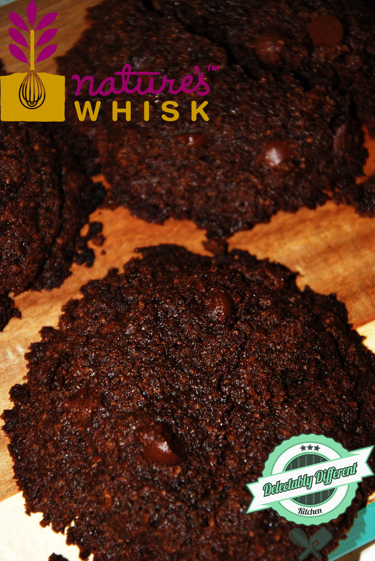 nature's whisk cookie mix review by delectably different kitchen