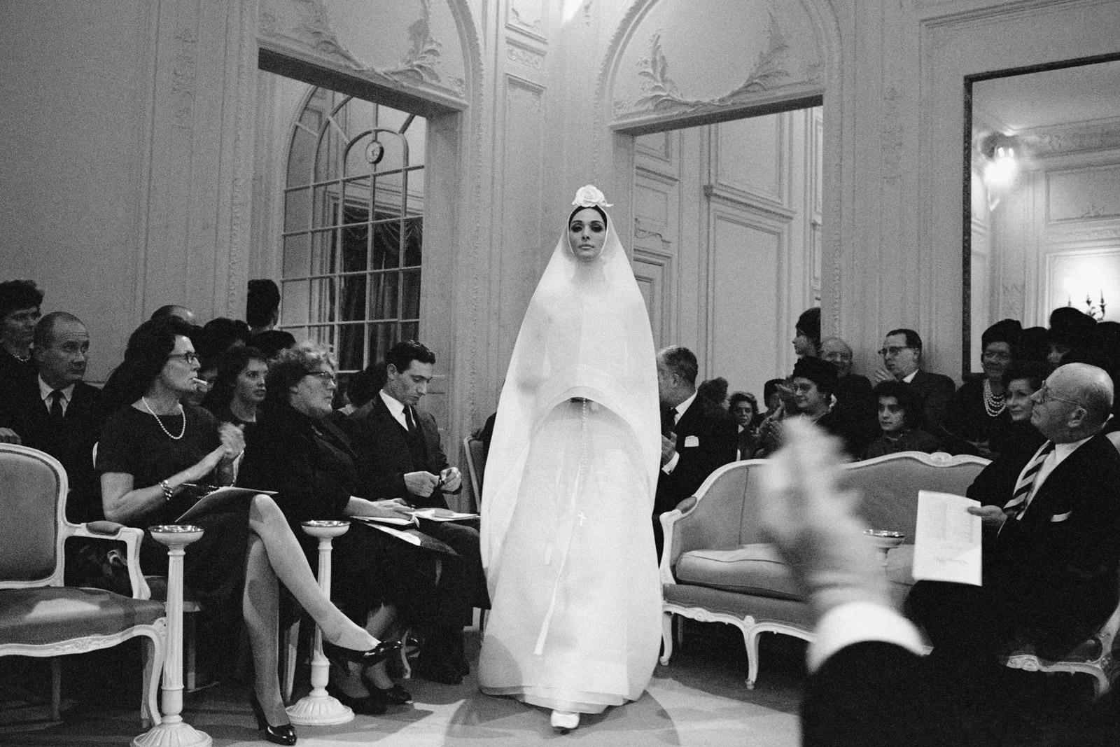 Kouka Denis for Dior, 1961