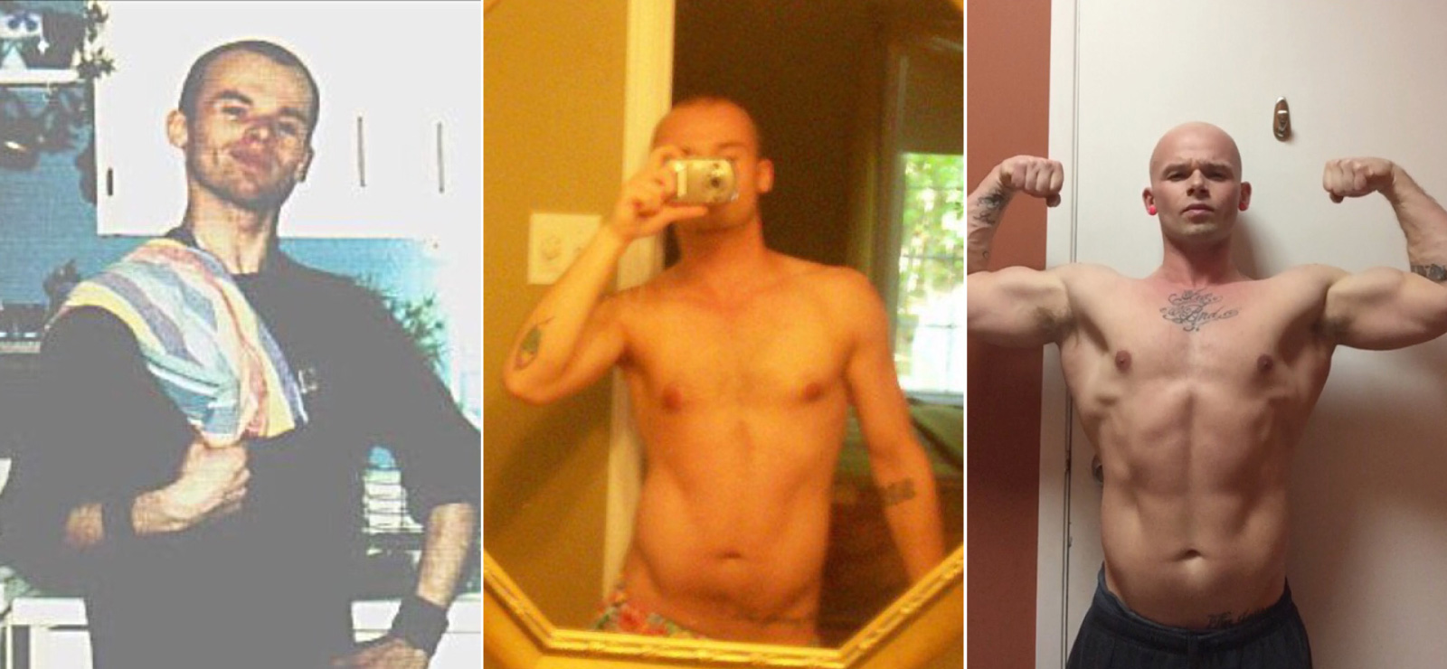 Coach Ty - from 119 lbs to 160 lbs