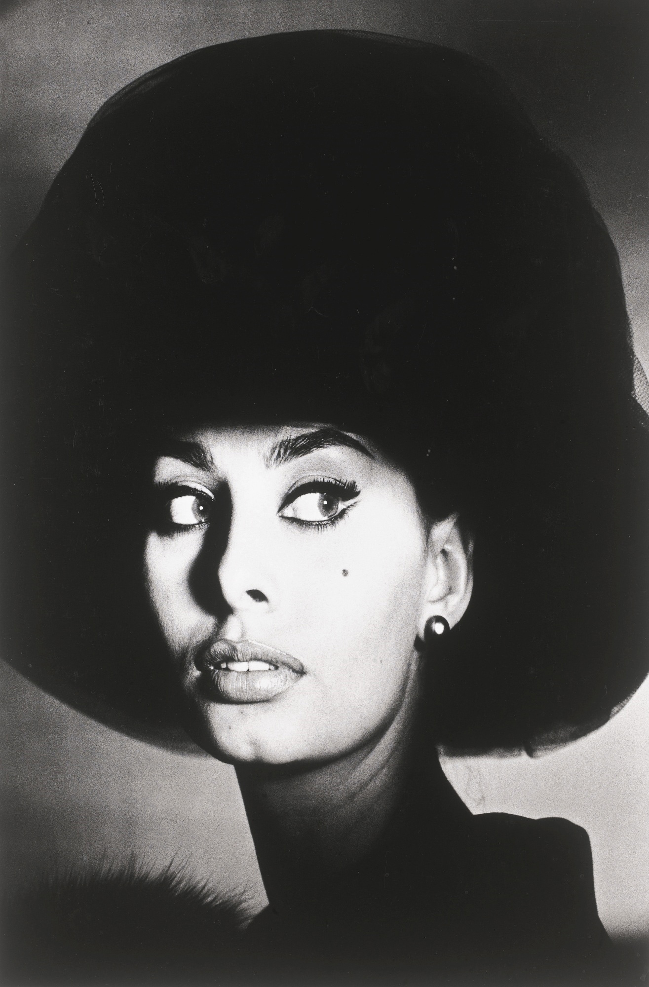 Sophia Loren, New York by Irving Penn (1959)