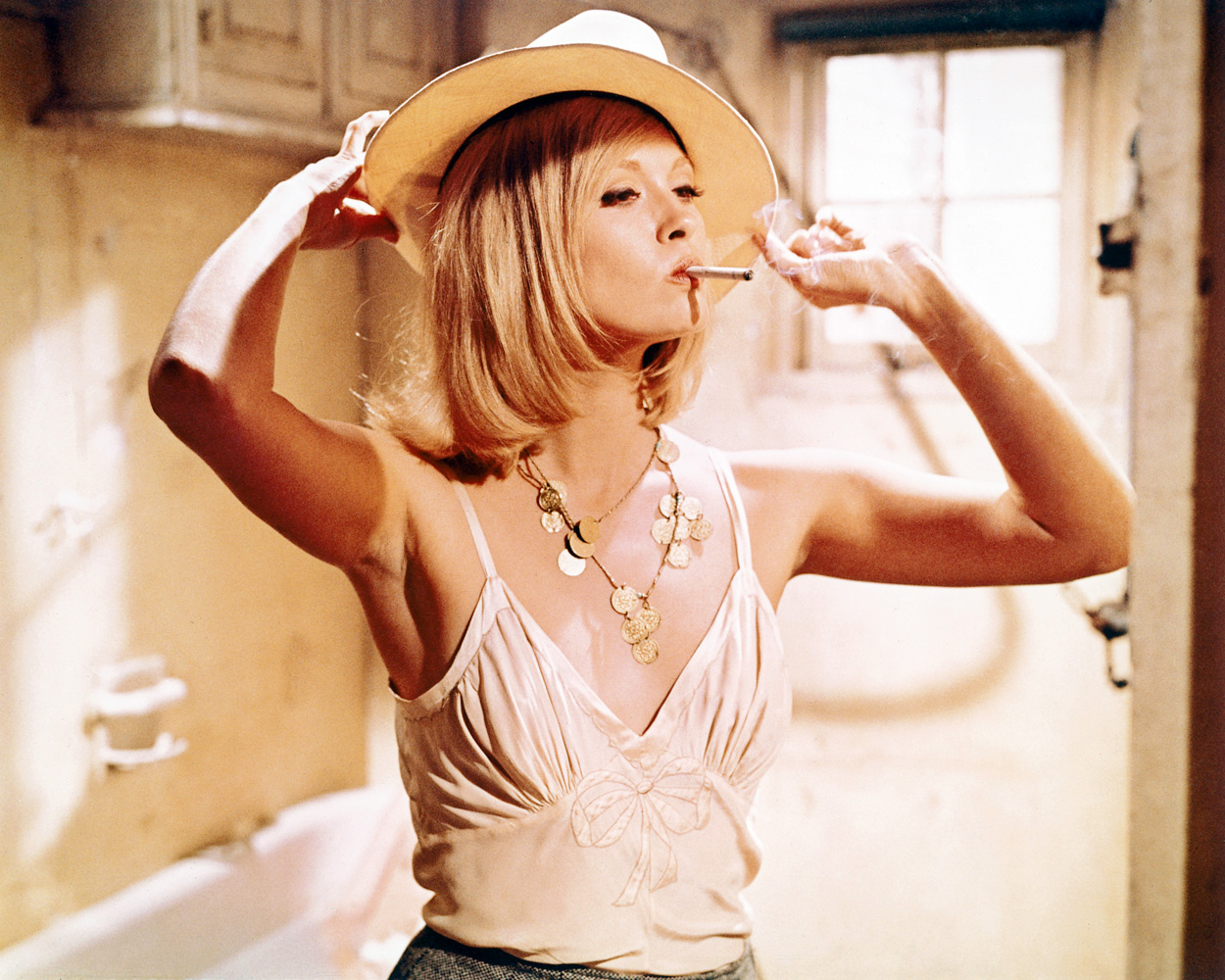 Faye Danaway, Bonnie and Clyde (1967)