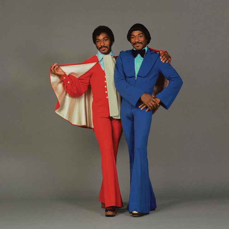The Hughes Brothers, New York (1975). Jean-Paul Goude