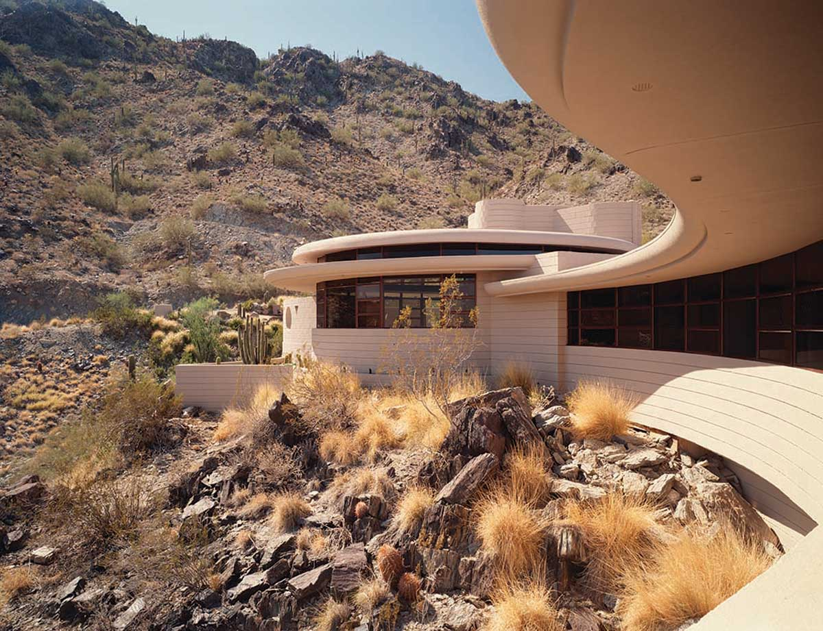 Frank Lloyd Wright Organic Architecture Delectant