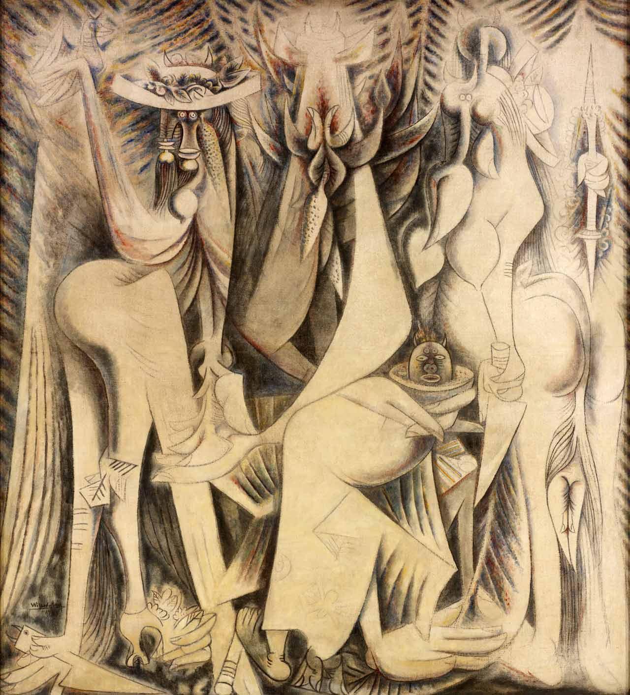 The Eternal Presence (An Homage to Alejandro García Caturla), 1944