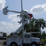 Bucket Truck Electrician