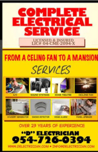 Electrician Wilton Manor FL